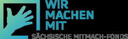 Sächsische Mitmach-Fonds Logo