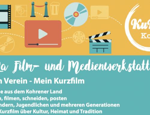 KoLa Film- und Medienwerkstatt auf dem KulturGut Linda