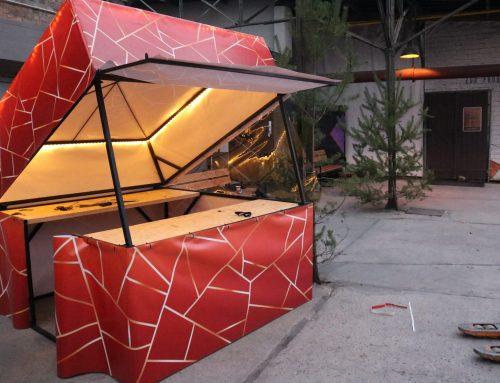 Mitmach-Café für kulinarische Ideen