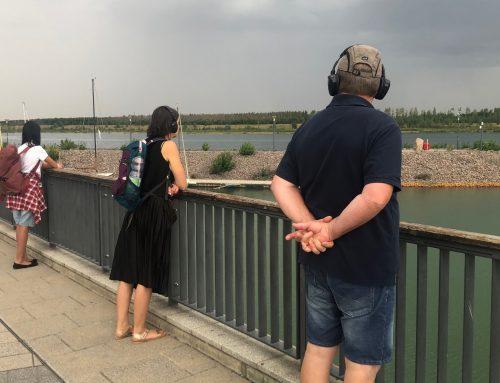 Audiowalk präsentiert verlorene Orte in Zwenkau