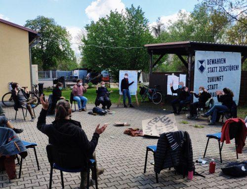Ein Dorfentwicklungsplan für Pödelwitz