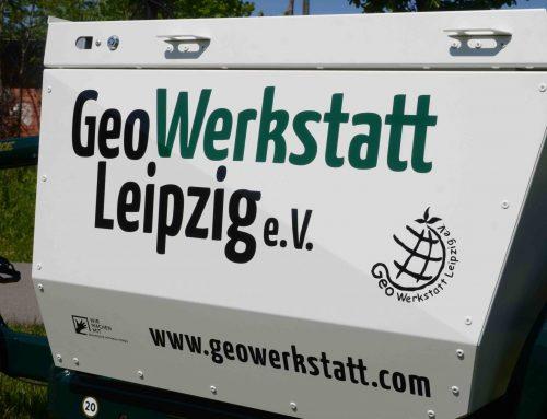 KUNST schafft KLIMA in der GeoWerkstatt Leipzig